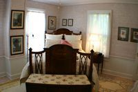 Vintage Bed & Breakfast Room