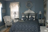 Antique Bed & Breakfast Room